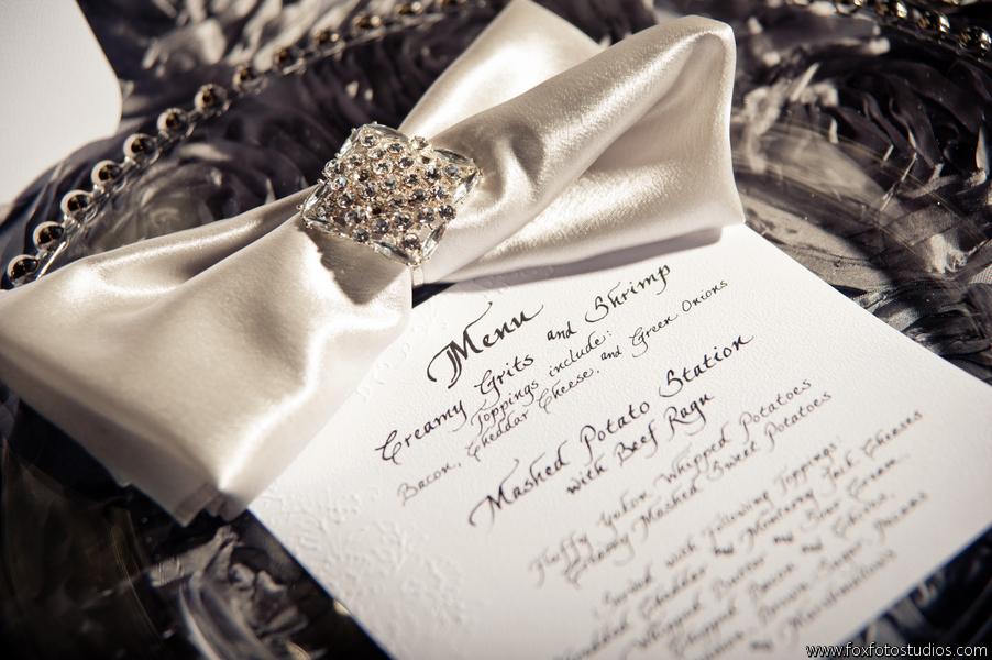 Charger PlatesExtra DetailsWinstonSalem NC Wedding Planner