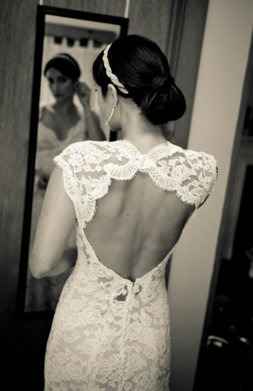 sexy back wedding dresses bringing it all together with