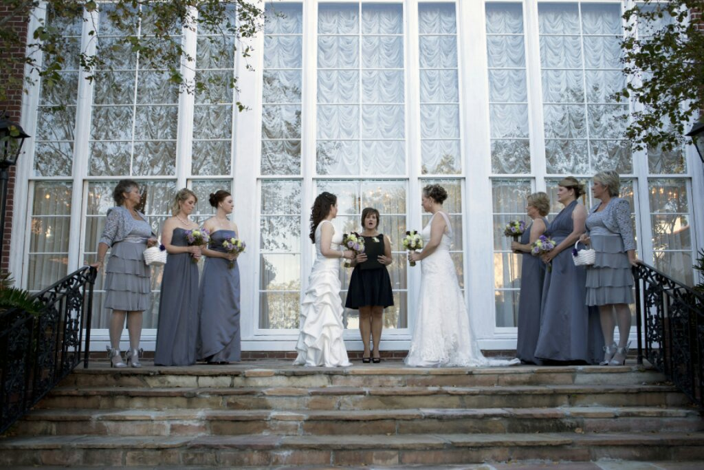 Jacksonville Weddings~Michelle And Jennifer